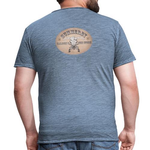 Summerby Saloon - Männer Vintage T-Shirt