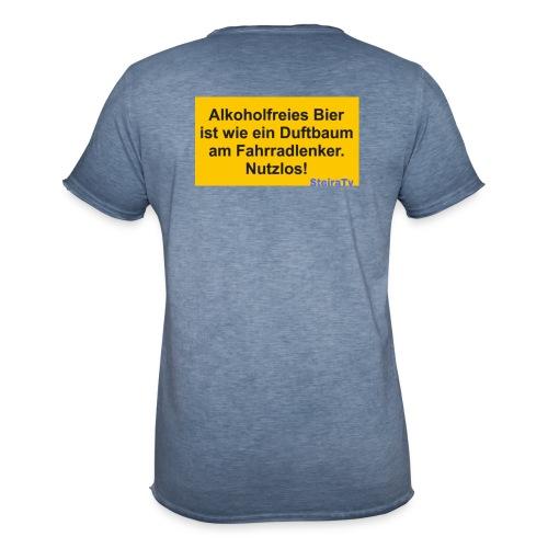 PicsArt 02 24 04 33 01 - Männer Vintage T-Shirt