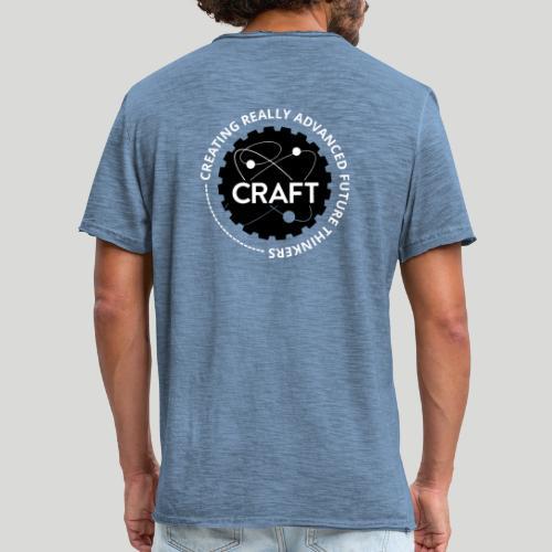 CRAFT - Herre vintage T-shirt