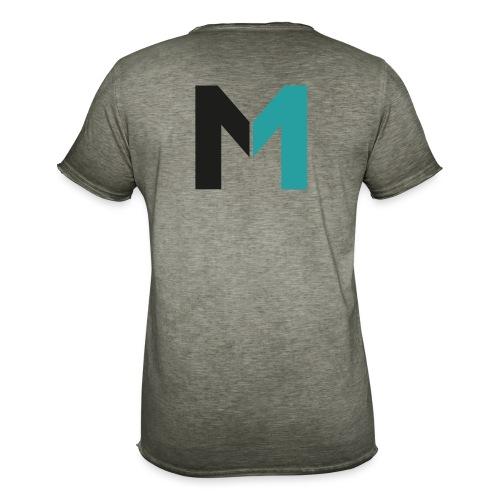 Logo M - Männer Vintage T-Shirt