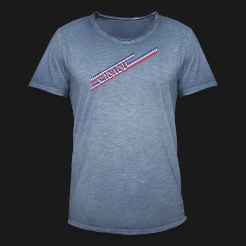 Tour Edition Long Shirt - Männer Vintage T-Shirt