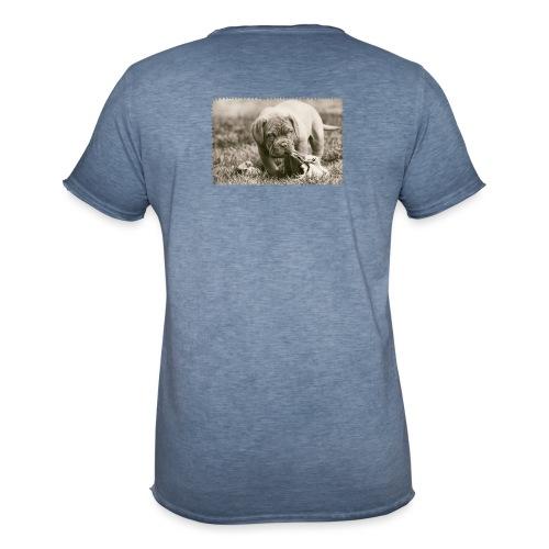 My Piece! - Herre vintage T-shirt