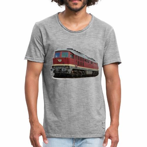 132 004-3 - Männer Vintage T-Shirt