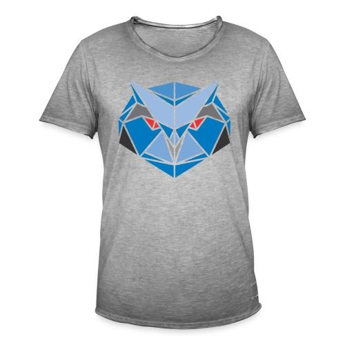 Cedii Kingsley - Männer Vintage T-Shirt