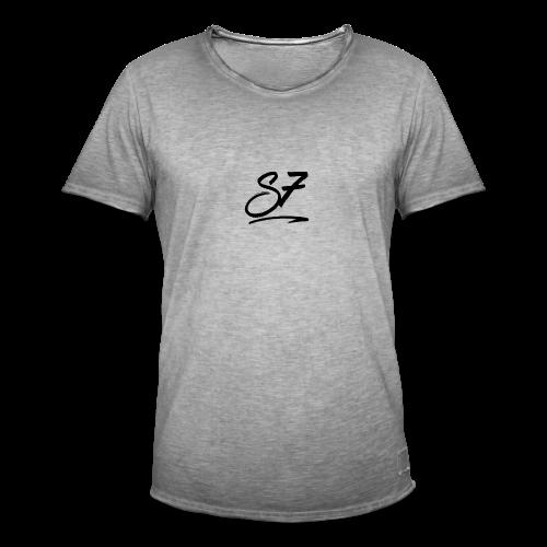 SLICK 7 - Men's Vintage T-Shirt