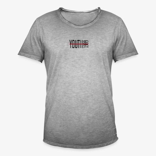 YOUTH1999 - Grey T-Shirt - Sutpecni - Maglietta vintage da uomo