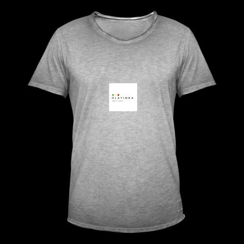 olay - T-shirt vintage Homme