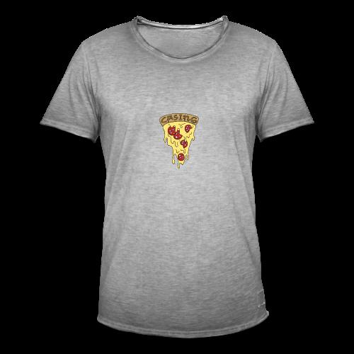 Pizza - Men's Vintage T-Shirt