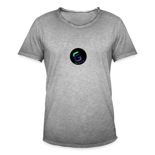 Evak Gaming - Men's Vintage T-Shirt