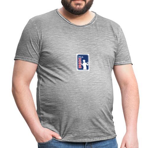 pgatuur kikkis logo - Miesten vintage t-paita