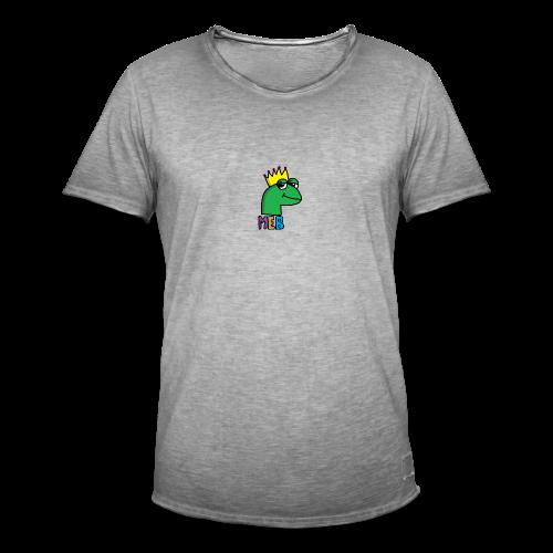 Sexy frog - MEB - Vintage-T-shirt herr