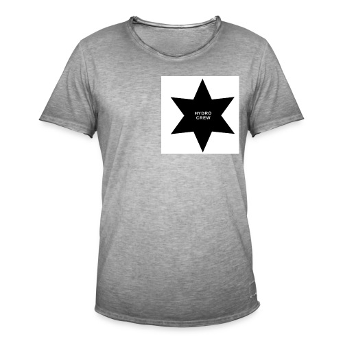 Hydro Crew - Männer Vintage T-Shirt