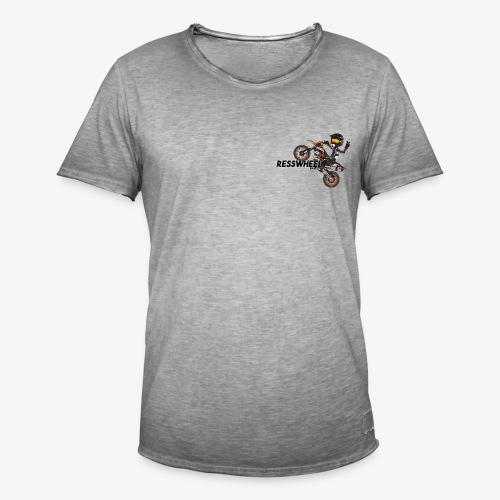 Vêtement RessWheel - T-shirt vintage Homme