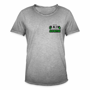 Rain Clothing - ACID EDITION - - Men's Vintage T-Shirt