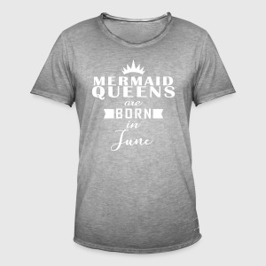 Mermaid Juin Queens - T-shirt vintage Homme