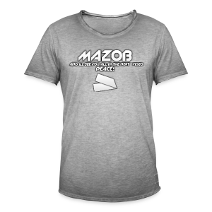 Ill See You All In The Next Video Mazob Grey Stree - Men's Vintage T-Shirt