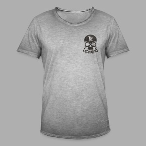 The Encounters Totenkopf - Männer Vintage T-Shirt