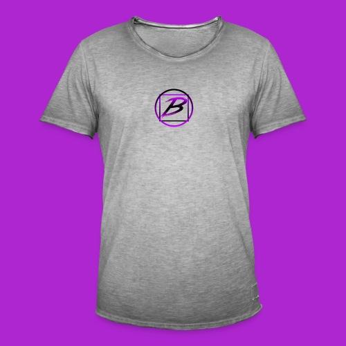 Beast Shirt - Männer Vintage T-Shirt