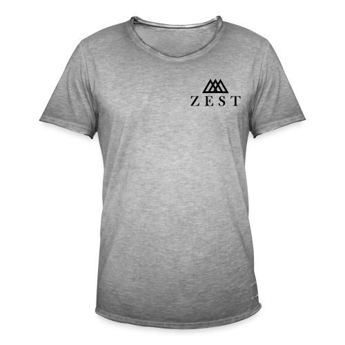 ZEST ORIGINAL - Men's Vintage T-Shirt