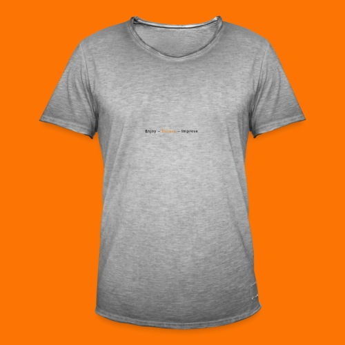 DDC Logo 04 - Men's Vintage T-Shirt