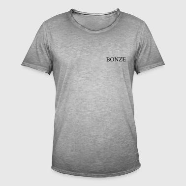 Bonze - Männer Vintage T-Shirt