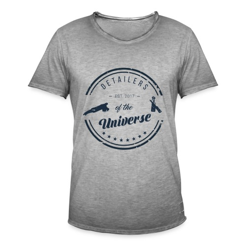dotu druck - Männer Vintage T-Shirt