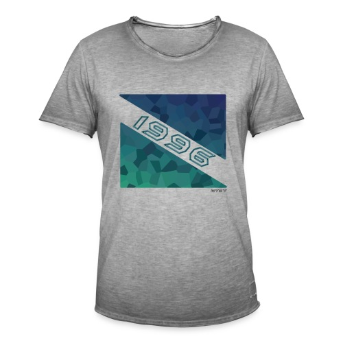 DIESEÑO V2 - Camiseta vintage hombre