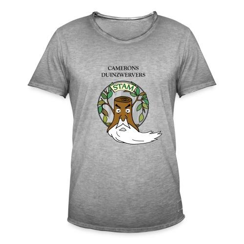 Stam shirts 20181803 - Mannen Vintage T-shirt