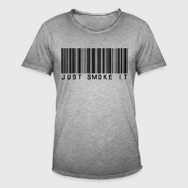 kod - Vintage-T-shirt herr