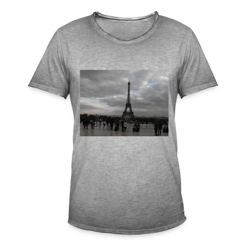 Paris - Maglietta vintage da uomo