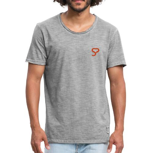 Lifestyle Collection - Männer Vintage T-Shirt