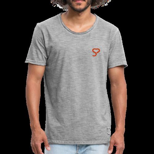 Lifestyle Collection - Männer Vintage T-Shirt