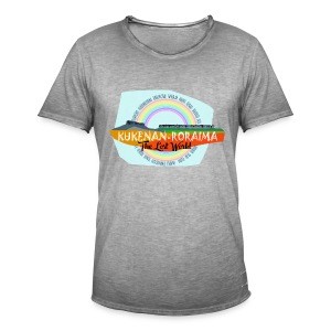 Roraima and Kukenan, The Lost World - Camiseta vintage hombre