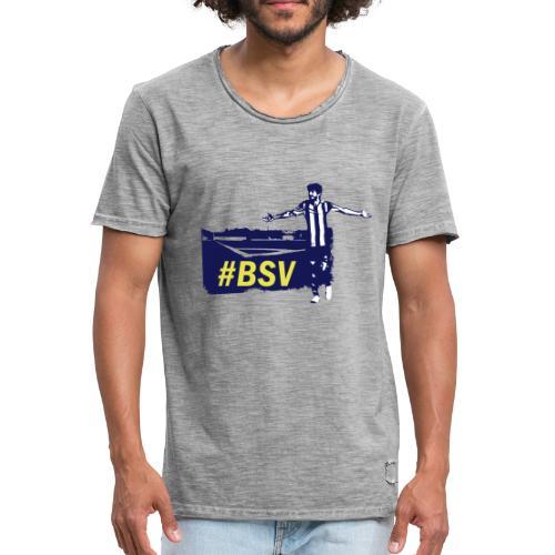 Unsere Heimat - Männer Vintage T-Shirt