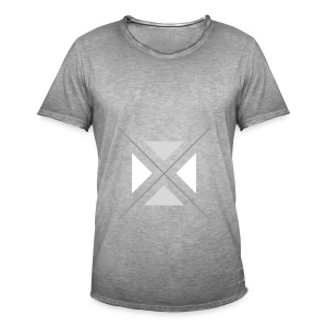 triangles-png - Men's Vintage T-Shirt