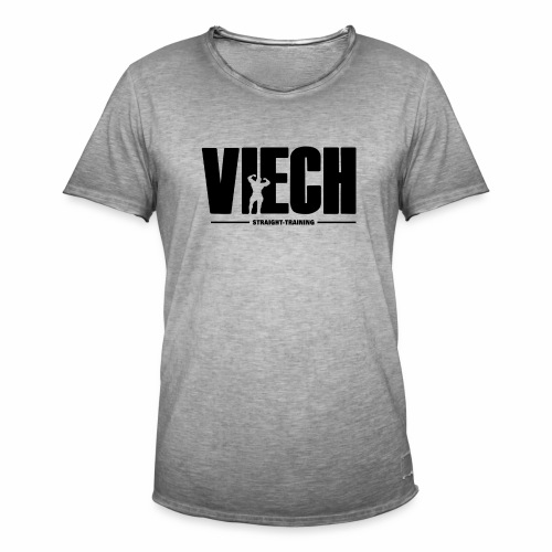 Viech - Männer Vintage T-Shirt
