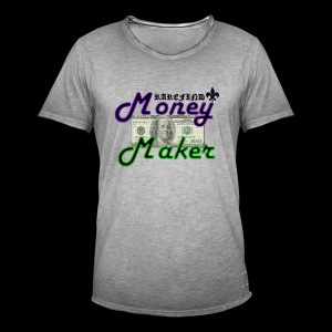 RF MONEY MAKER - Men's Vintage T-Shirt