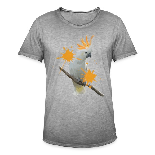 kakadu shirts 2018 - Männer Vintage T-Shirt