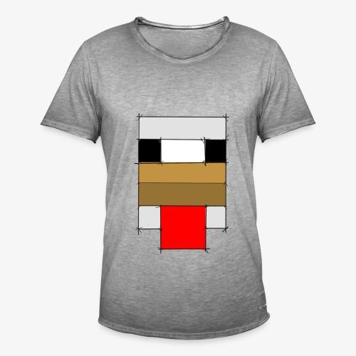 I LOVE YOU Cot Cot - T-shirt vintage Homme