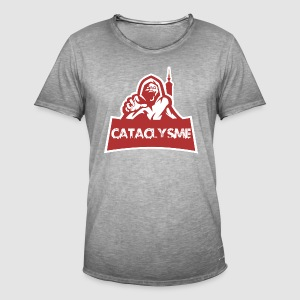 Cataclysme Roleplay - T-shirt vintage Homme