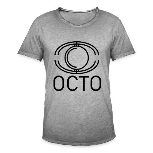 OCTO NEUTRAL - Men's Vintage T-Shirt