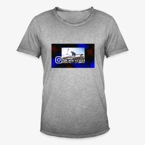 instagram name - Mannen Vintage T-shirt
