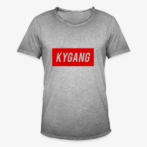 Kygang Merch - Men's Vintage T-Shirt