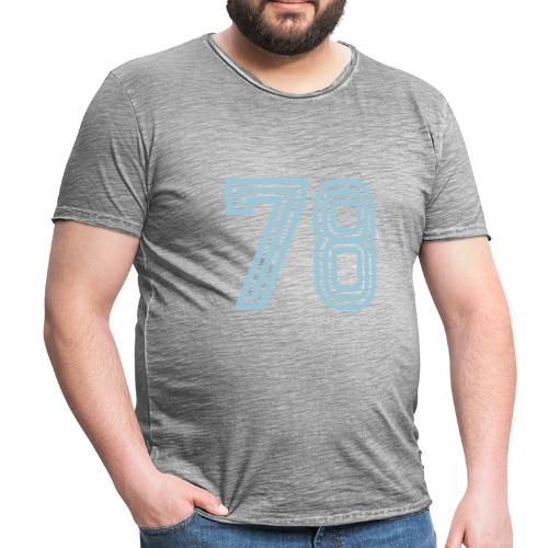 Football 78 - Men's Vintage T-Shirt