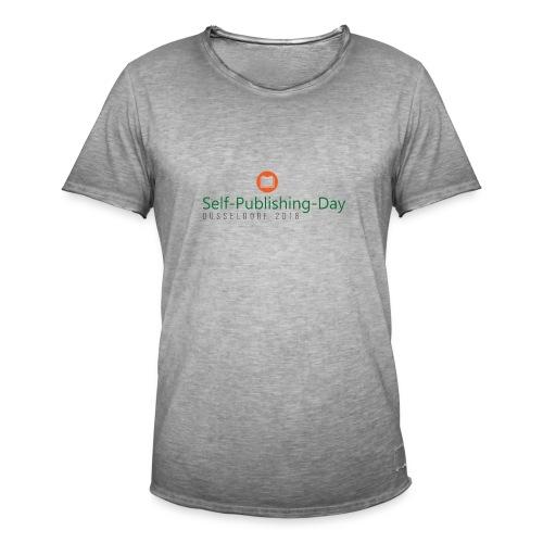 Self-Publishing-Day Düsseldorf 2018 - Männer Vintage T-Shirt