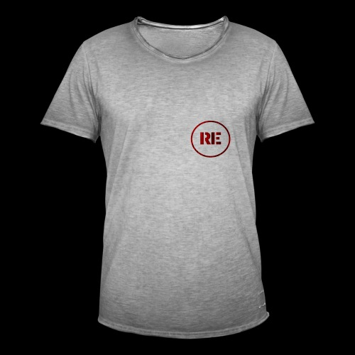 fghbnmv - Männer Vintage T-Shirt