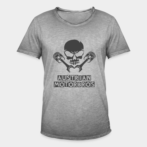 AustrianMotorBros - Männer Vintage T-Shirt