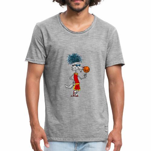 julius - Maglietta vintage da uomo