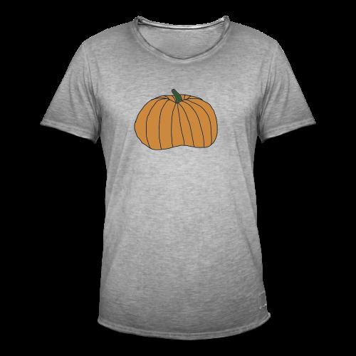 Gresskar Halloween Collection - Vintage-T-skjorte for menn