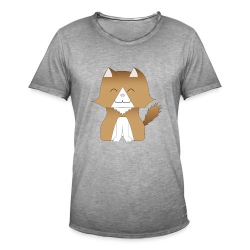 ra - Mannen Vintage T-shirt